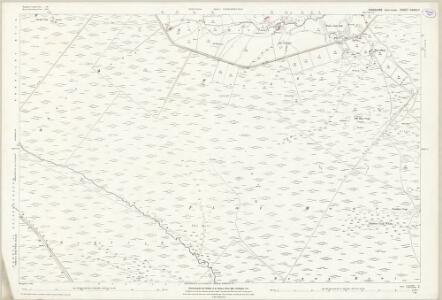 Yorkshire CXXXV.11 (includes: Bewerley; Thornthwaite With Padside) - 25 Inch Map