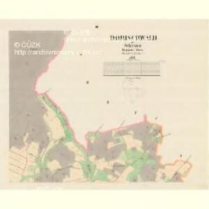 Dobischwald - m0458-1-003 - Kaiserpflichtexemplar der Landkarten des stabilen Katasters