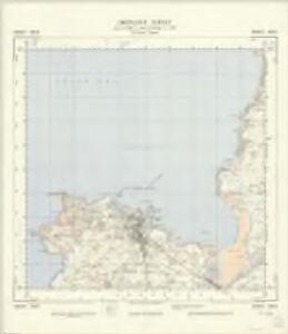 SH28 - OS 1:25,000 Provisional Series Map