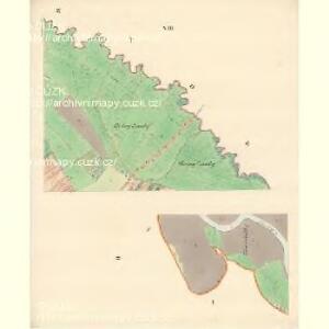 Strassnitz - m2902-1-002 - Kaiserpflichtexemplar der Landkarten des stabilen Katasters