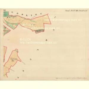 Hafnerluden - m1637-1-007 - Kaiserpflichtexemplar der Landkarten des stabilen Katasters