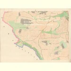 Wollenitz - c8759-1-004 - Kaiserpflichtexemplar der Landkarten des stabilen Katasters
