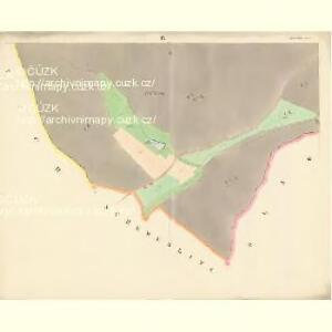 Albrechtitz (Albrechtec) - c0014-1-008 - Kaiserpflichtexemplar der Landkarten des stabilen Katasters