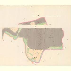 Straschkowitz - c7403-1-005 - Kaiserpflichtexemplar der Landkarten des stabilen Katasters