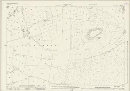 Shropshire LXXVI.7 (includes: Clun; Stowe) - 25 Inch Map