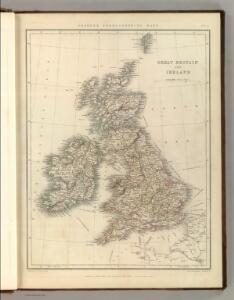 Great Britain and Ireland.                                                                                                   .