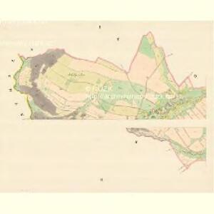 Laudmer (Lubomerz) - m1641-1-001 - Kaiserpflichtexemplar der Landkarten des stabilen Katasters