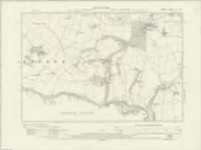 Dorset LVI.SW - OS Six-Inch Map