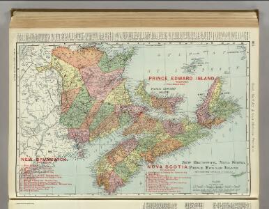 Maritime Provinces.