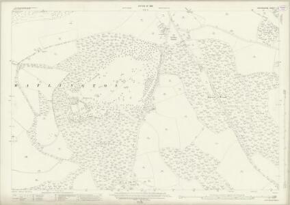 Oxfordshire L.3 (includes: Pishill with Stonor; Pyrton; Shirburn; Watlington) - 25 Inch Map