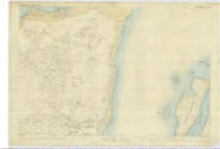 Argyll and Bute, Sheet CIV.12 (Kilfinichen) - OS 25 Inch map