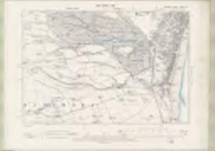 Fife and Kinross Sheet XXXV.SE - OS 6 Inch map