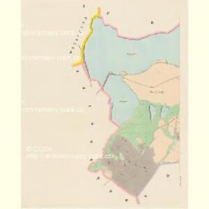 Budkau - c0641-1-001 - Kaiserpflichtexemplar der Landkarten des stabilen Katasters