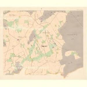 Tanndorf (Gedlowa) - c2808-1-004 - Kaiserpflichtexemplar der Landkarten des stabilen Katasters
