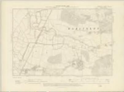 Norfolk XXII.SE - OS Six-Inch Map