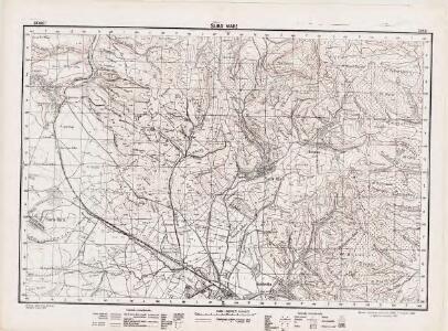 Lambert-Cholesky sheet 3259 (Şura Mare)