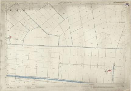 Lincolnshire XVIII.2 (includes: Flixborough; Gunness; Scunthorpe) - 25 Inch Map