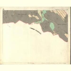Schönau - c8462-1-011 - Kaiserpflichtexemplar der Landkarten des stabilen Katasters