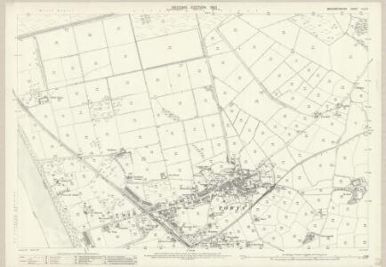 Merionethshire XLVI.9 (includes: Tywyn) - 25 Inch Map