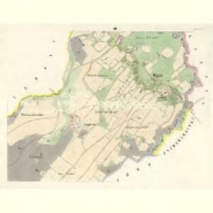 Wiese - c8494-1-002 - Kaiserpflichtexemplar der Landkarten des stabilen Katasters
