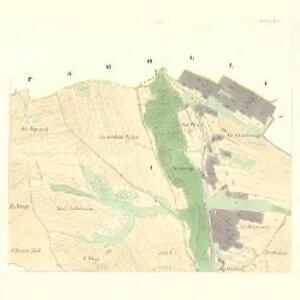 Radotitz - m2528-1-001 - Kaiserpflichtexemplar der Landkarten des stabilen Katasters