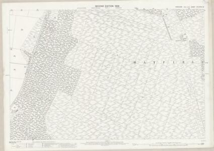 Yorkshire CCLXXVIII.10 (includes: Hatfield) - 25 Inch Map