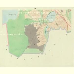 Horusitz - c2195-1-007 - Kaiserpflichtexemplar der Landkarten des stabilen Katasters