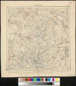 Meßtischblatt 576 : Ahrensbök, 1888