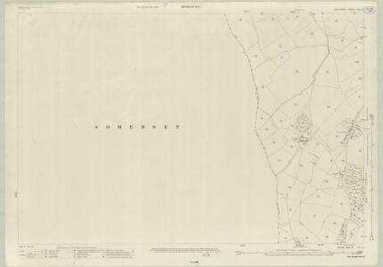 Wiltshire XLIV.2 (includes: Beckington; North Bradley; Rode; Southwick) - 25 Inch Map