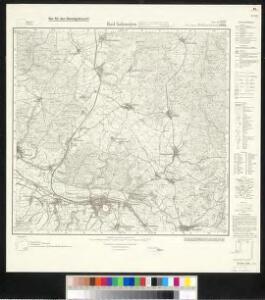 Meßtischblatt 2991, neue Nr. 5127 : Bad Salzungen, 1936