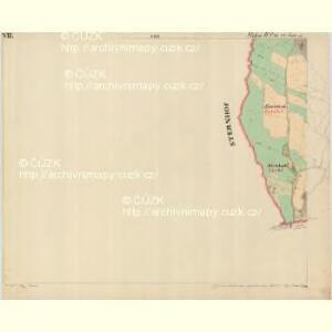 Fleken - c1669-1-009 - Kaiserpflichtexemplar der Landkarten des stabilen Katasters