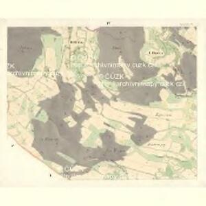 Palkowitz - m2217-1-004 - Kaiserpflichtexemplar der Landkarten des stabilen Katasters