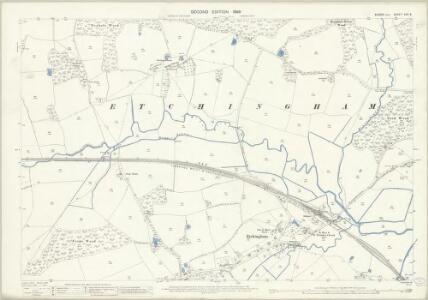 Sussex XXX.6 (includes: Etchingham) - 25 Inch Map
