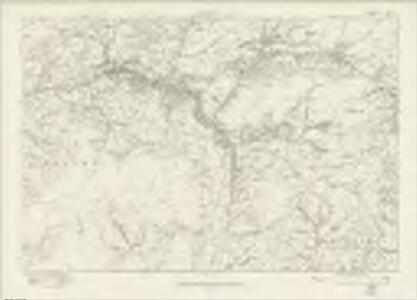 Carmarthenshire XLIX - OS Six-Inch Map