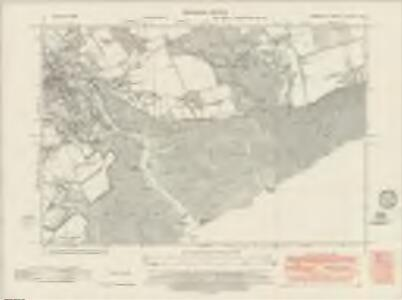 Hampshire & Isle of Wight LXXXVIII.NE - OS Six-Inch Map