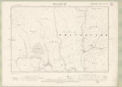 Dumfriesshire Sheet XXXV.NE - OS 6 Inch map