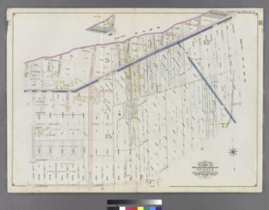 Part of Ward 29. Land Map Sections, Nos. 5, 12, & 15. Volume 2, Brooklyn Borough, New York City.
