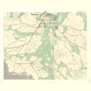 Wittiegitz (Wittiegic) - c8620-1-004 - Kaiserpflichtexemplar der Landkarten des stabilen Katasters