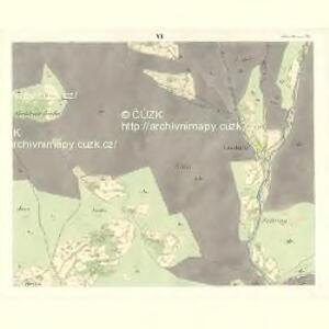 Mitter Beczwa (Prostředny Beczwa) - m2424-1-005 - Kaiserpflichtexemplar der Landkarten des stabilen Katasters