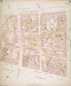 Insurance Plan of the City of Dublin Vol. 1: sheet 3