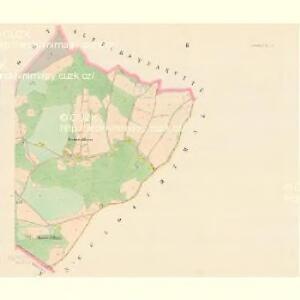 Waldheim - c9041-2-002 - Kaiserpflichtexemplar der Landkarten des stabilen Katasters