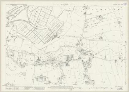 Lancashire CIII.15 (includes: Davyhulme; Eccles; Flixton) - 25 Inch Map