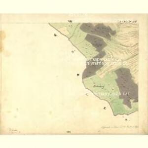 Tischlern - c6969-1-008 - Kaiserpflichtexemplar der Landkarten des stabilen Katasters