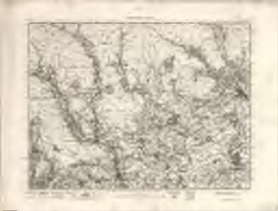 Blairgowrie - OS One-Inch map