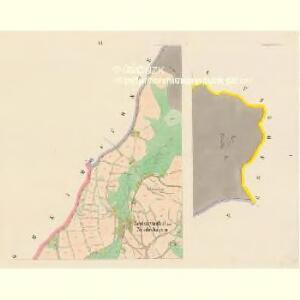 Neulosymthal - c2806-3-001 - Kaiserpflichtexemplar der Landkarten des stabilen Katasters