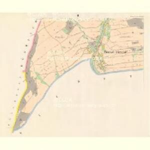 Deutsch Petersdorf - c5742-2-002 - Kaiserpflichtexemplar der Landkarten des stabilen Katasters