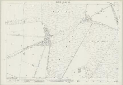 Suffolk XXI.8 (includes: Elveden; Eriswell; Icklingham) - 25 Inch Map