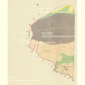 Brzehow - c0548-1-003 - Kaiserpflichtexemplar der Landkarten des stabilen Katasters