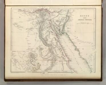 Egypt and Arabian Petraea.