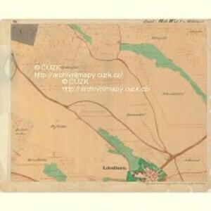 Edenthurn - m3465-1-010 - Kaiserpflichtexemplar der Landkarten des stabilen Katasters